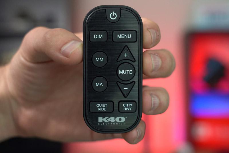 K40 Remote Control