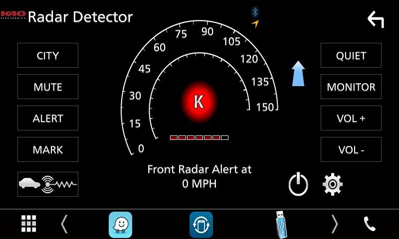 Maestro K40 integration