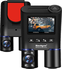 Blueskysea B2W Dashcam for 30% Off