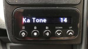 Radenso RC M custom Ka tone