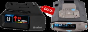 Radar Detector deals, discounts, and coupons