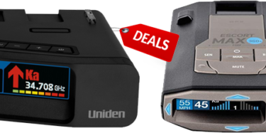 Radar Detector deals, discounts, and coupons