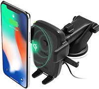 iOttie Wireless Charging Phone Mount for 30% Off