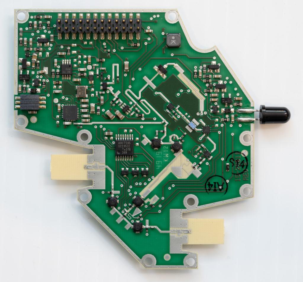 V1 Gen2 RF PCB closeup 1