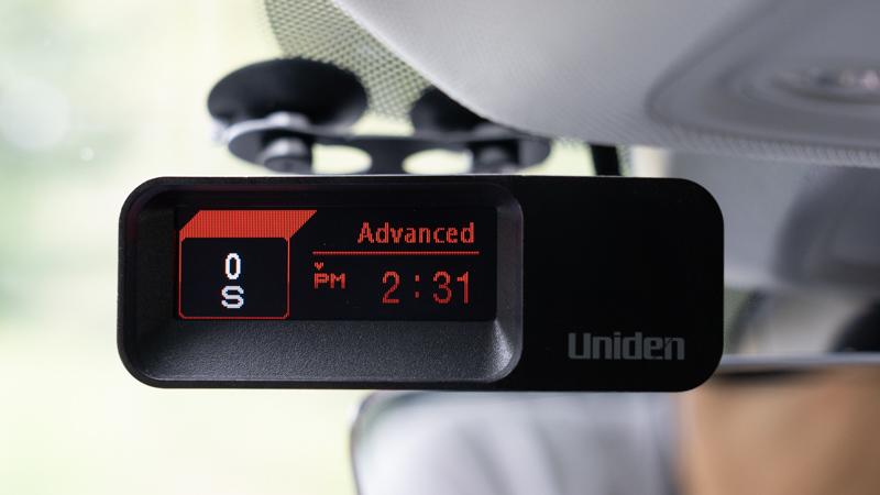 Uniden R7 Q Ride Beep Vol