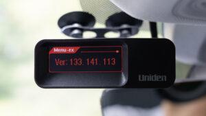 Uniden R7 fw 1.33