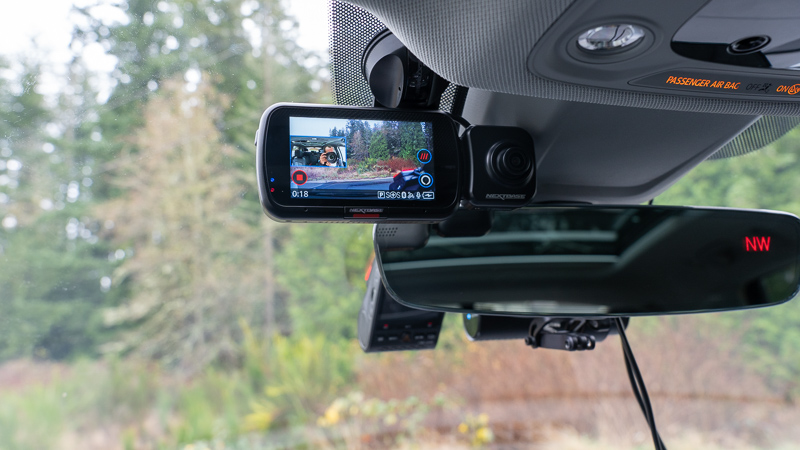 622GW with modular rear cabin cam attached