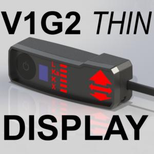 FCD V1Gen2 Thin CD stock photo