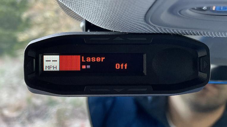 Redline 360c Laser Off