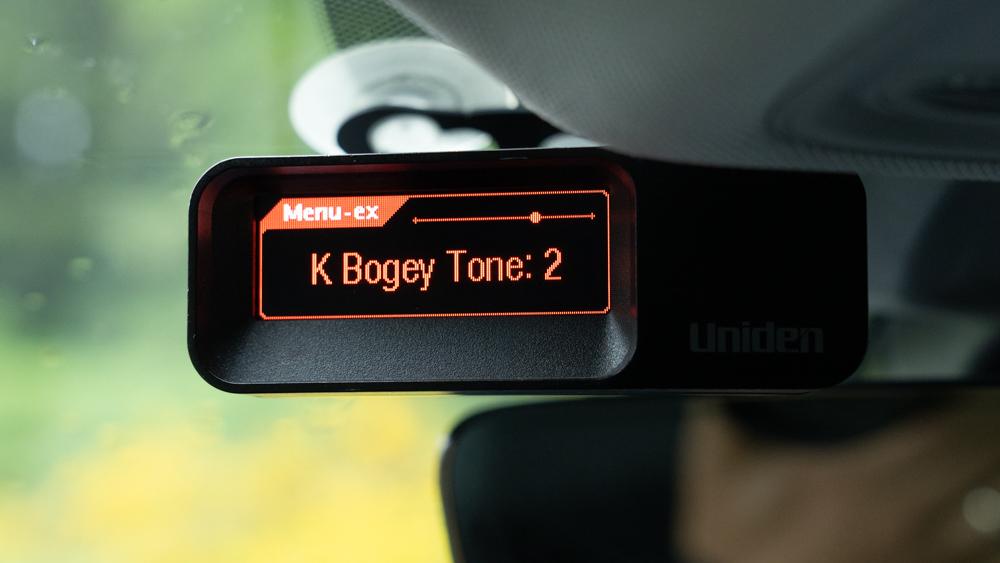R7 1.37 K Bogey Tone