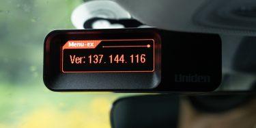 Uniden R7 firmware 1.37