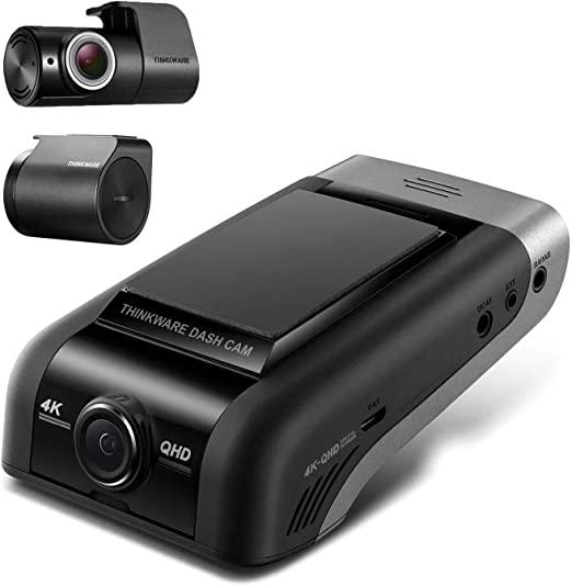 Thinkware U1000 with rear cam and radar module