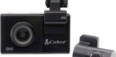 Cobra SC 200D dashcam