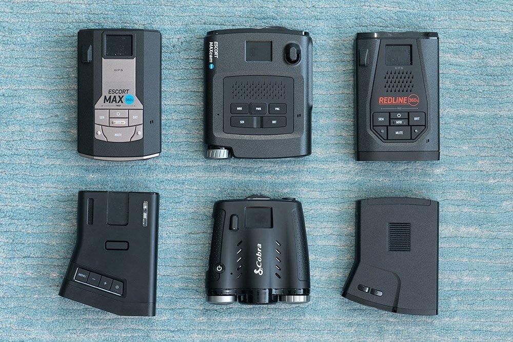 Max 360c, MaxCam 360c, Redline 360c, R7, Road Scout, V1 Gen2 on ground